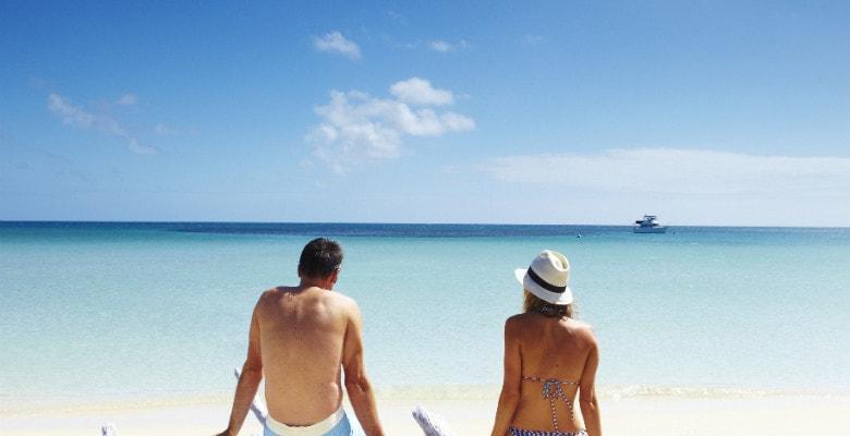 South Pacific Honeymoon